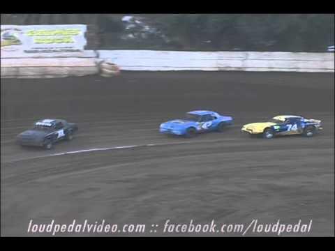 Ventura Raceway 8-1-13 :: VRA Hobby Stocks