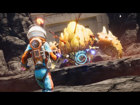 Journey to the Savage Planet Steam Announce Trailer