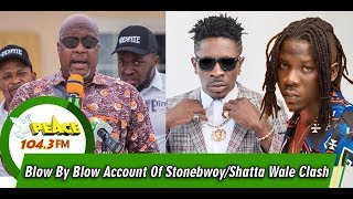 Download VGMA@20: Kwami Sefa Kayi Gives Blow By Blow Account Of Stonebwoy/Shatta Wale Clash Mp3 and Videos