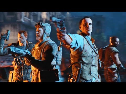 NEW BLACK OPS 4 ZOMBIES \