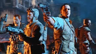 "NEW BLACK OPS 4 ZOMBIES ""BLOOD OF THE DEAD"" GAMEPLAY TRAILER (WHOLE CREW DIES)"