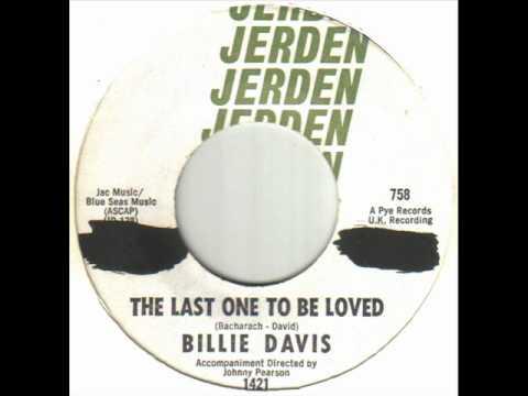 Billie Davis - The Last One To Be Loved.wmv