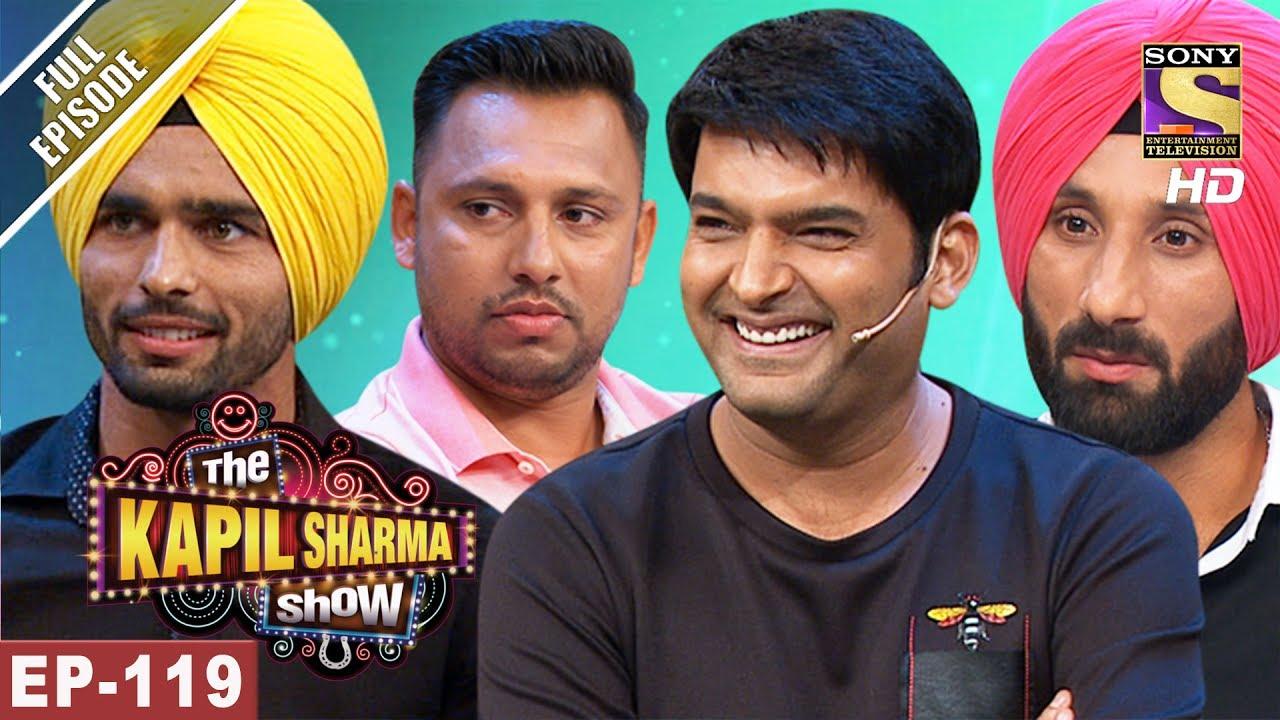 The Kapil Sharma Show - दी कपिल शर्मा शो - Ep - 119 - Fun With India Hockey  Team - 8th July, 2017