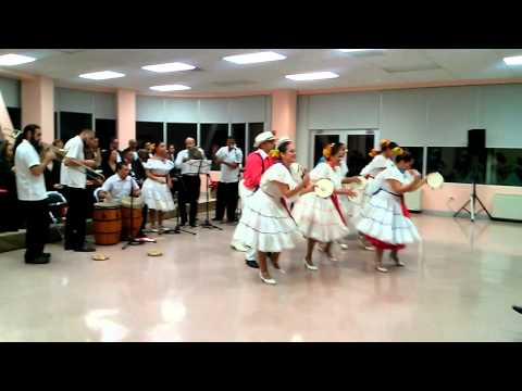 Danza Fiesta at Boricua College vid 1