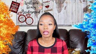 How Jamilah Lost 2 Bridesmaids