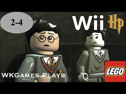 Lego Harry Potter Years 1-4 Wii 100% Level 10: Tom Riddle's Diary [ALL MINIKITS] |