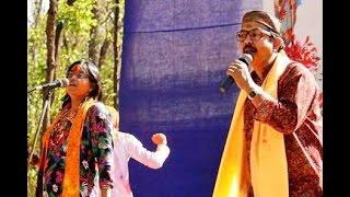 BENGALI FOLK SONG,LAL PAHARIR DESHE JAA.. BASANTA UTSAV JHARGRAM