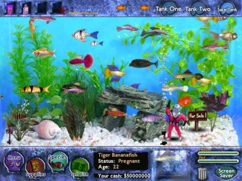 Fish Tycoon Cheat