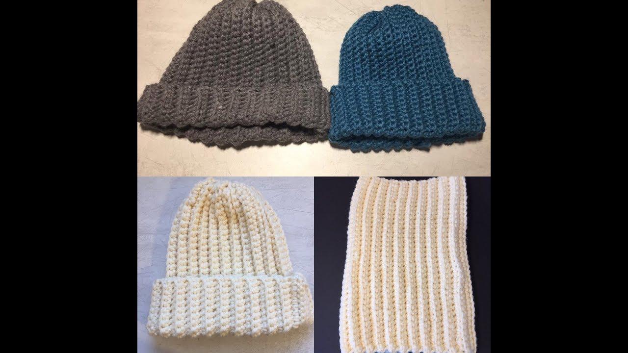 Tuto Bonnet Snood Au Crochet