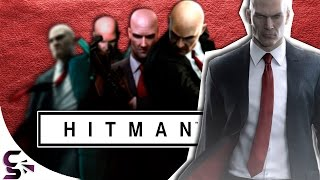 The Evolution of Graphics: Hitman (2000 - 2016)