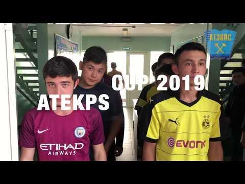 ЧЕТВЕРТЬФИНАЛ 3-ГО СЕЗОНА КУБКА АТЭКПС / FC ASTANA (ПС 3-4) VS FC BOLASHAK (ОПУ 2-2)