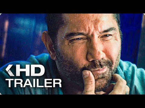 STUBER Trailer 2 German Deutsch (2019)
