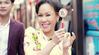 Việt Hương - Đi Chợ Tết Đinh Dậu 2017 cùng Việt Hương Phần 1