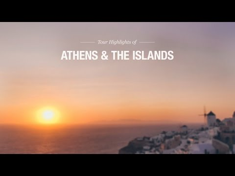 The Athens & the Islands Experience | EF Educational Tours Canada