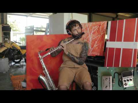 "<span class=""title"">Rob Christian - Briccialdi Flute - Beatbuddy drum machine</span>"