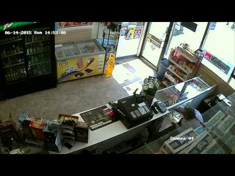 New Damen Foods Robbery