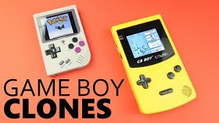 Which GAME BOY CLONE to buy?