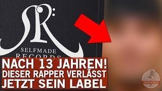 Ein weiterer deutscher Rapper verlässt mit sofortiger Wirkung sein Label!
