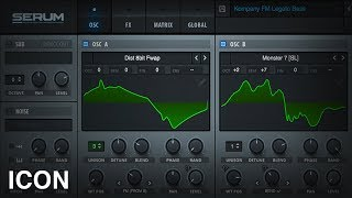 Sound Design | FM Wub Bass in Serum