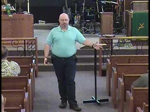 Turpin United Methodist Church Sermon August 28, 2016