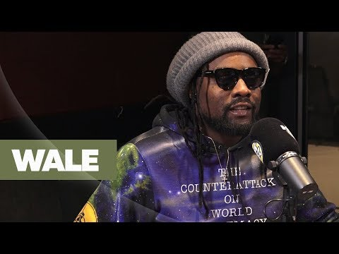 A Nice Awkward Interview with Wale and Rosenberg