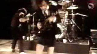 AC DC    Back In Black - subtitulada al español y al ingles