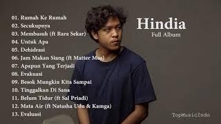 Hindia   Menari Dengan Bayangan Full Album   Baskara Putra
