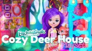 Unbox Daily: Enchantimals Cozy Deer House Play Set