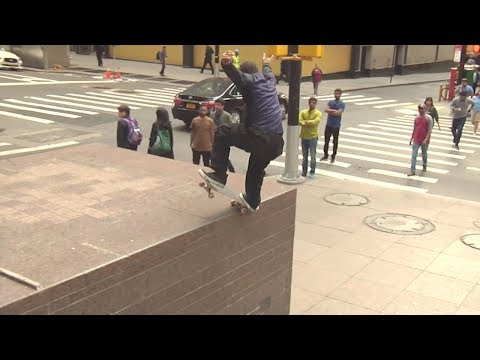 Rough Cut: Brute SF in NYC