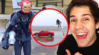 Download REAL LIFE IRON MAN SUIT!! (JET PACK) Mp3 and Videos