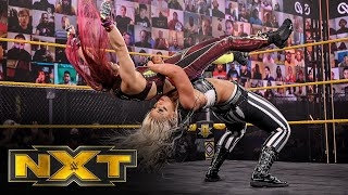 Io Shirai vs. Toni Storm – NXT Women's Championship: WWE NXT, March 10, 2021