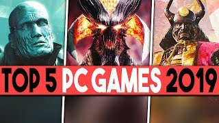 Top 5 Pc Games Of 2019 So Far!
