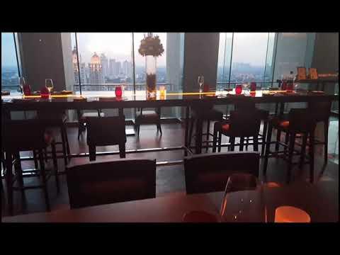 Chef Oscar Wijaya at View Restaurant Fairmont Hotel Jakarta