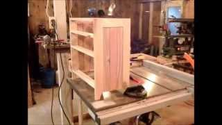 Building a Nightstand pt 2