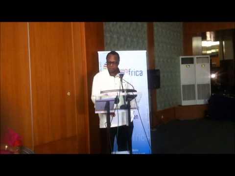 Journée Internationale de la femme: présentation Bouriema Diadie représentant adjiont UNFPA Sénégal