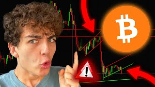 BITCOIN WARNING!!!!!!! ARE WE DUMPING MORE?!?!?!?!?!??!!?