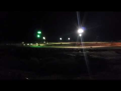 Mohave valley raceway mini stock heat 1 9/17/16