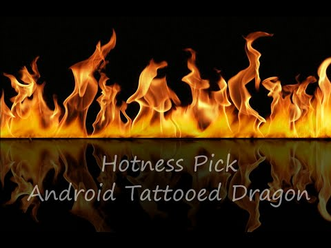 Hotness Pick: Android Tattooed Dragon Automatic