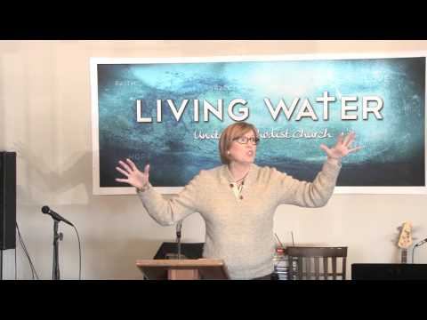 Living Water - Risky Business : Heaven Wrenching
