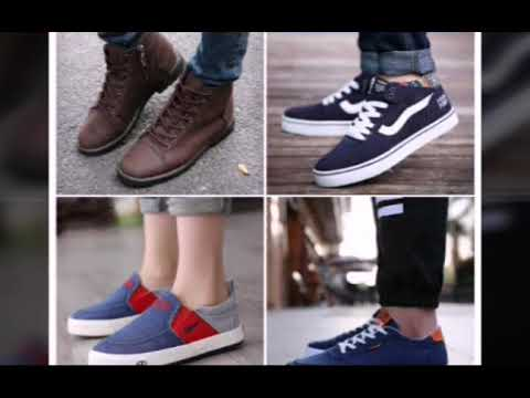 2018 BOYS SHOES STYLES - YouTube