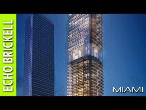 Echo Brickell Building & Ammenities - Miami Condo Kings
