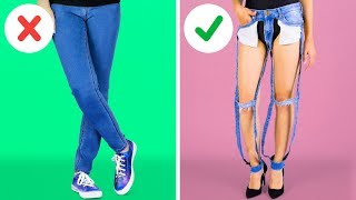30 STYLISH DIY SUMMER CLOTHES REVAMPS thumbnail