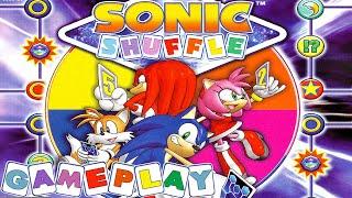 ABM: Sonic Gangs!! Sonic Shuffle Gameplay!! (Riot Train) HD !!