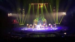 Цирк.Шоу слонов\ Circus. Show of elephants