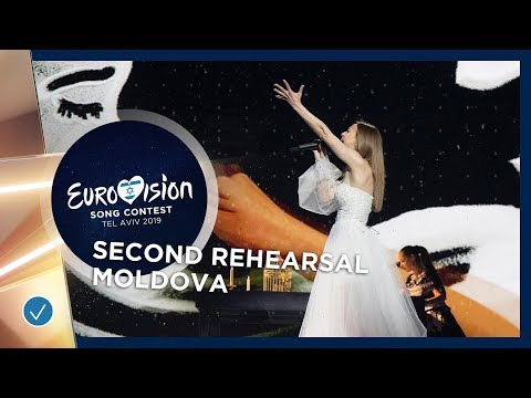 Moldova 🇲🇩 - Anna Odobescu - Stay - Exclusive Rehearsal Clip - Eurovision 2019