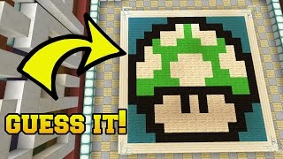 IS THAT MARIO'S MUSHROOM?!? GUESS THE PICTURE!!!