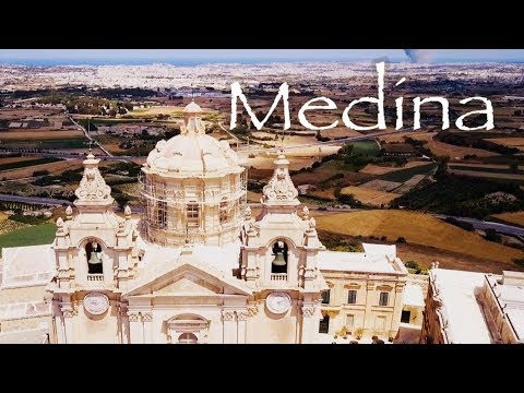 A History of Mdina (Medina), Citta Vecchia | The Silent, Fortified City | マルタ共和国の古都「城塞都市」イムディーナ/メディナ