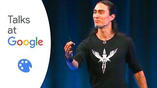"Michael Ravenwood: ""SkyFire Arts - Science Meets Magic"" | Talks at Google"