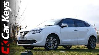 Suzuki Baleno Review - The Swift's More Sensible Sibling - Car Keys