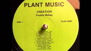 "Freddy McKay - Rock A Bye Woman +Dub""PLANT MUSIC"""